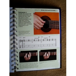 Phil Capone. Fingerpicking. Technika gry na gitarze z CD.